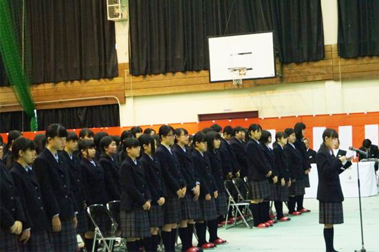 平成29年度 第55回 入学式